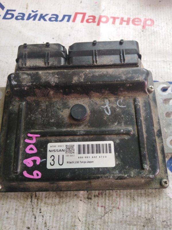 Блок efi Nissan QG15DE A56-V61