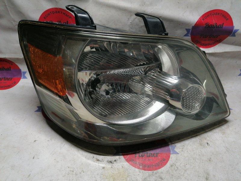Фара Toyota Noah AZR65G 1AZ-FSE 11.2001 передняя правая 28-152