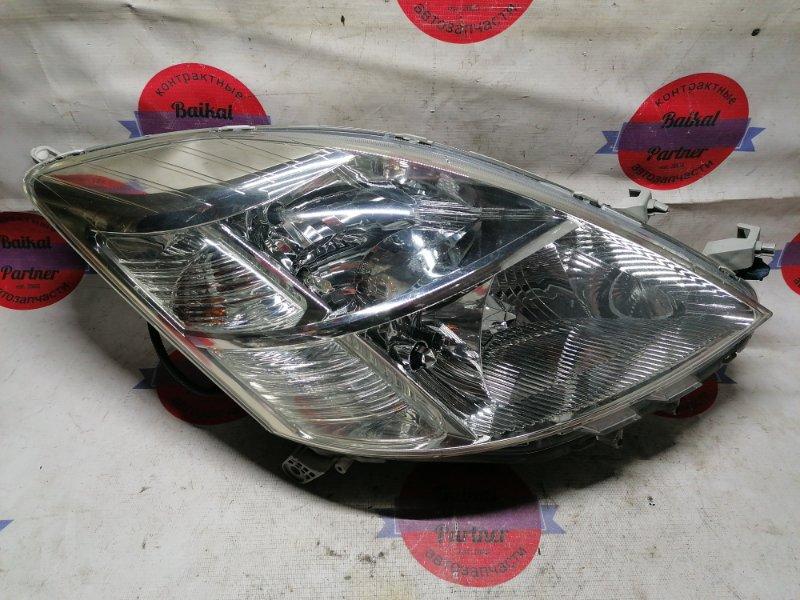 Фара Toyota Isis ANM15W 1AZ-FSE 2005 правая 44-60