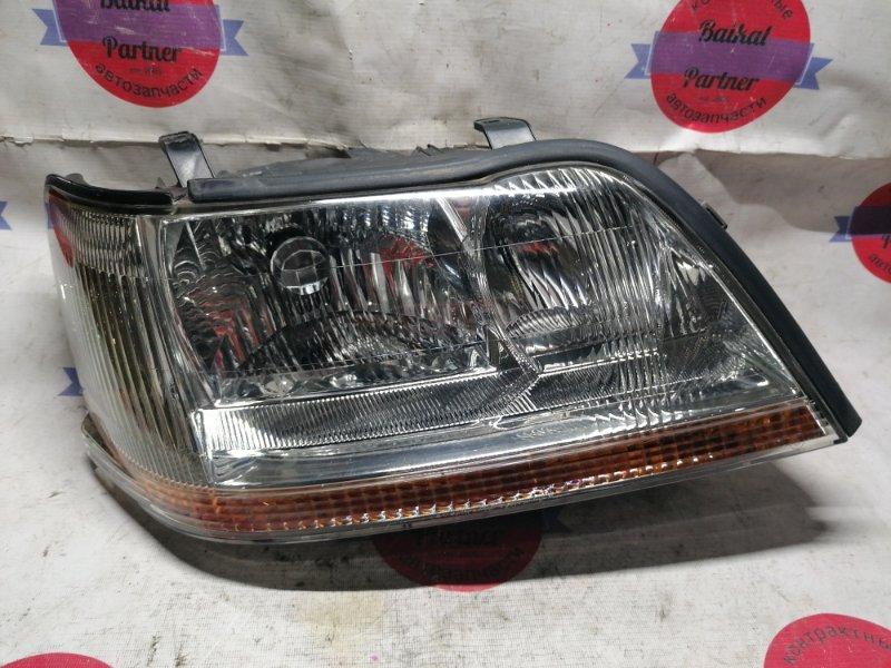 Фара Toyota Crown Majesta UZS173 1UZ-FE 2001 передняя правая 30-285