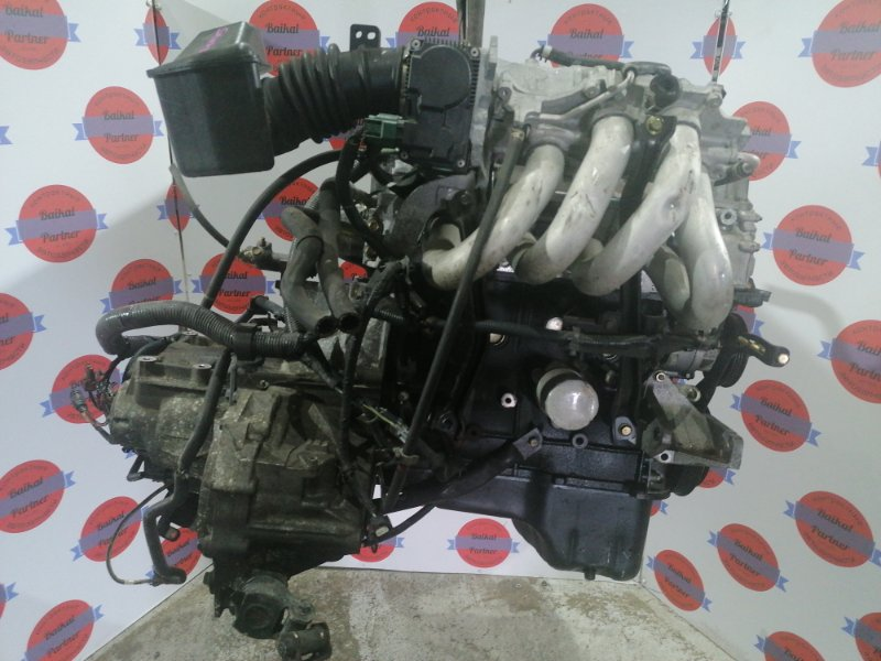 Двигатель Nissan Sunny FB15 QG15DE 2002 6905