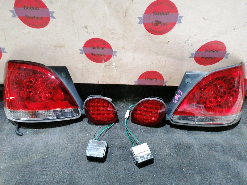 Стоп Toyota Aristo JZS161 1JZ-GE задний EE-TY823