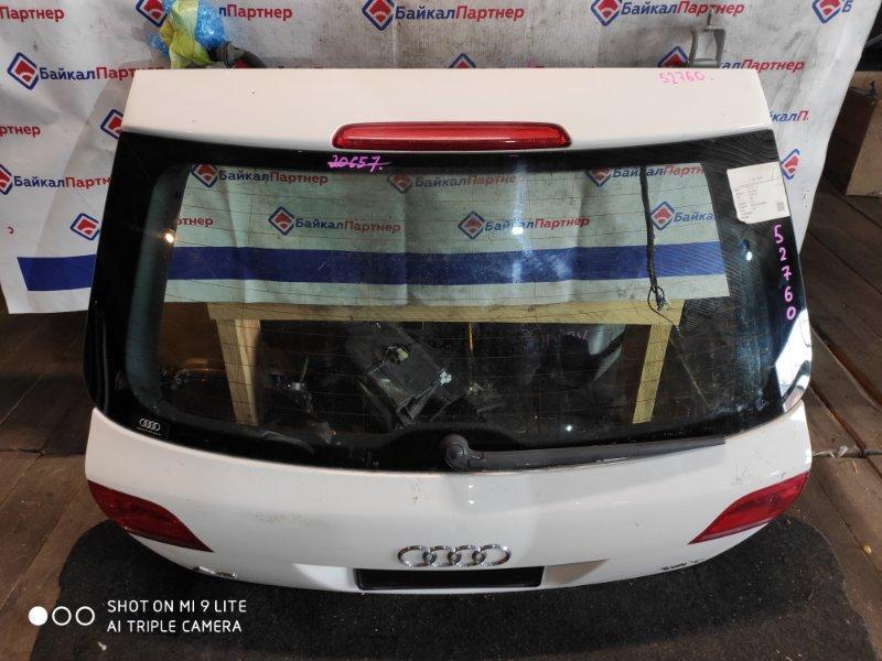 Дверь 5-я Audi A3 2010 задняя
