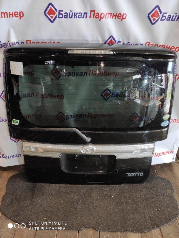 Дверь 5-я Daihatsu Tanto L375S 2009 задняя