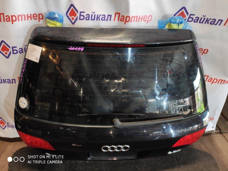 Дверь 5-я Audi A4 2005 задняя