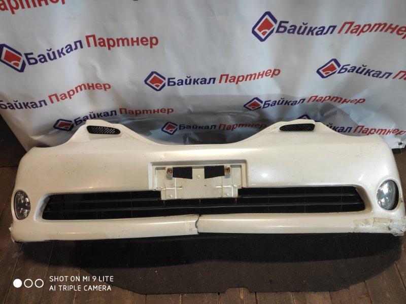 Бампер Toyota Verossa GX115 2001 передний