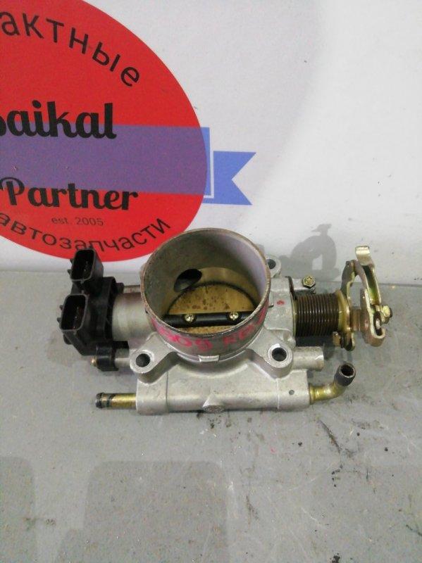 Заслонка дроссельная Nissan Laurel HC35 RB25DE 2000 6909