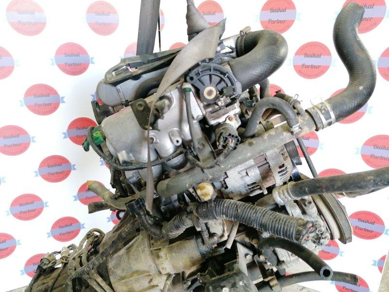 Двигатель Suzuki Jimny JB23W K6A 7140