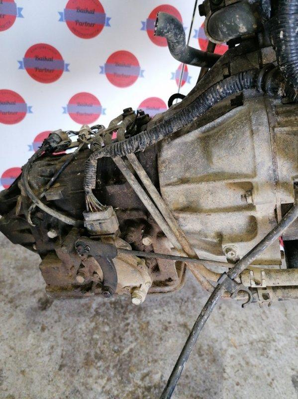 Акпп Suzuki Jimny JB23W K6A 7140