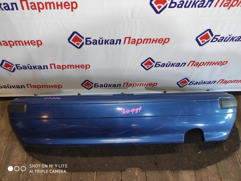 Бампер Nissan March K11 CG10 задний