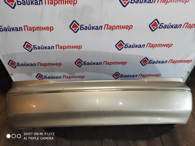Бампер Nissan Bluebird Sylphy QG10 QG18DE задний