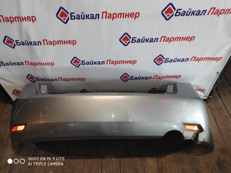 Бампер Subaru Impreza GH3 2007 задний