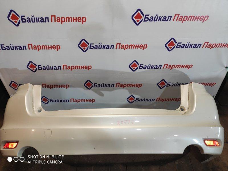 Бампер Subaru Exiga YAM 2012 задний
