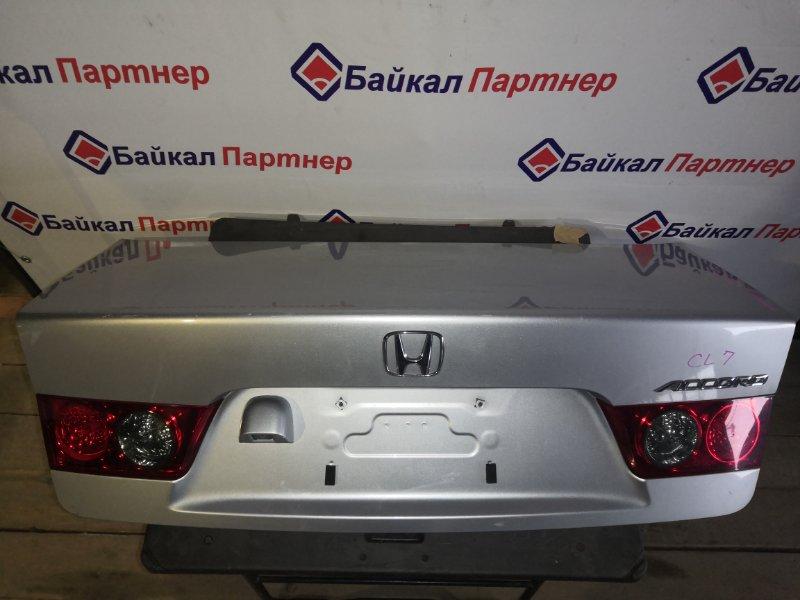 Крышка багажника Honda Accord CL7 K20A 2005 задняя
