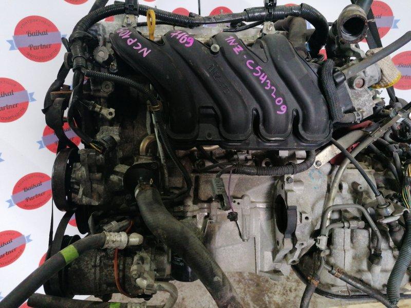 Двигатель Toyota Ractis NCP105 1NZ-FE 7169