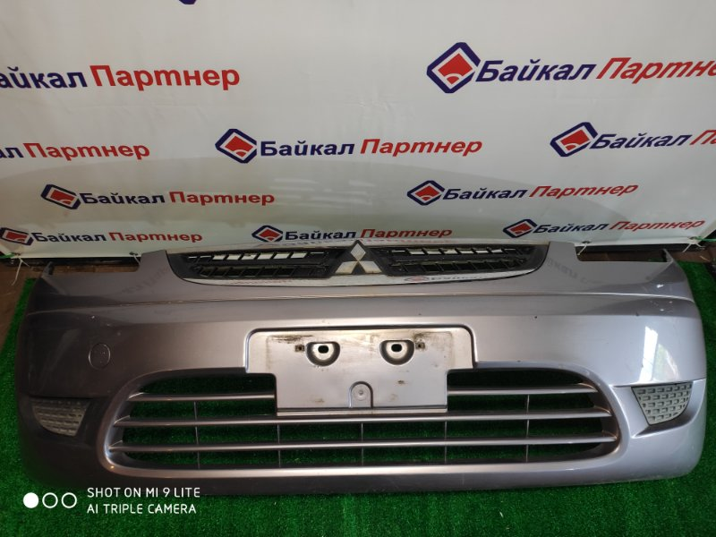 Бампер Mitsubishi Colt Z23W 2009 передний