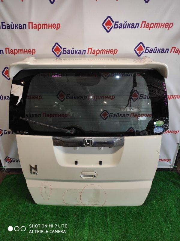 Дверь 5-я Honda N-Box JF2 2013 задняя