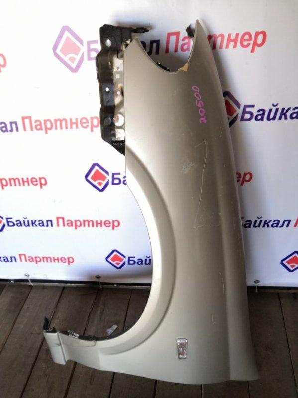 Крыло Nissan Bluebird Sylphy QG10 QG18DE переднее левое