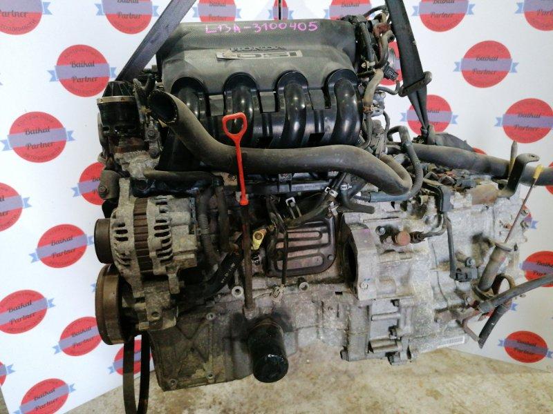 Двигатель Honda Fit Aria GD6 L13A 7138