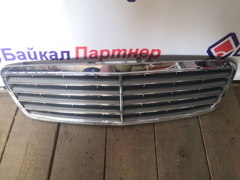 Решетка радиатора Mercedes-Benz C-Class S203 2000