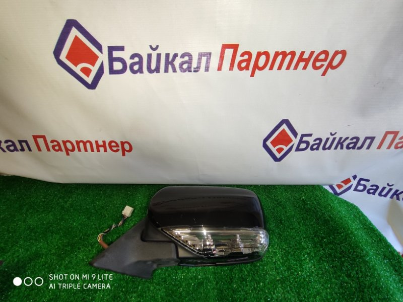 Зеркало Subaru Forester SG5 2005 левое