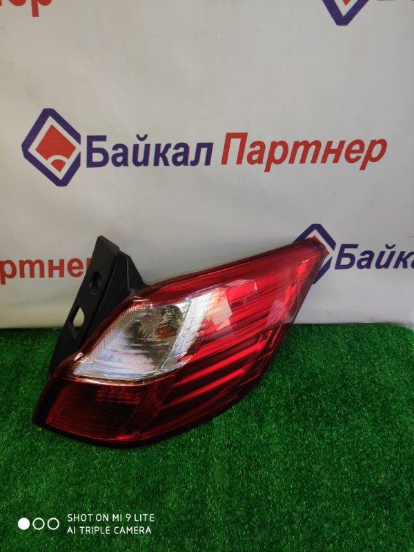 Стоп Subaru Exiga YAM 2012 задний правый D060