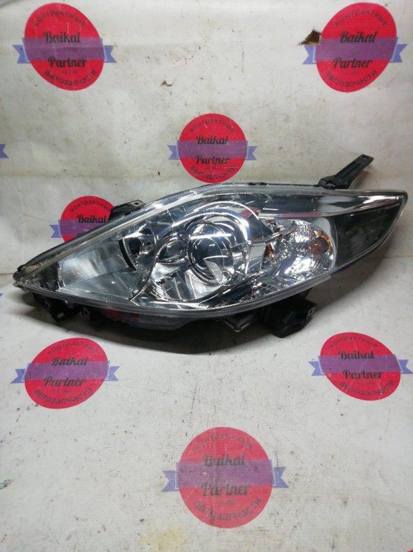 Фара Mazda Premacy CREW LF-DE 2006 передняя левая 51-04