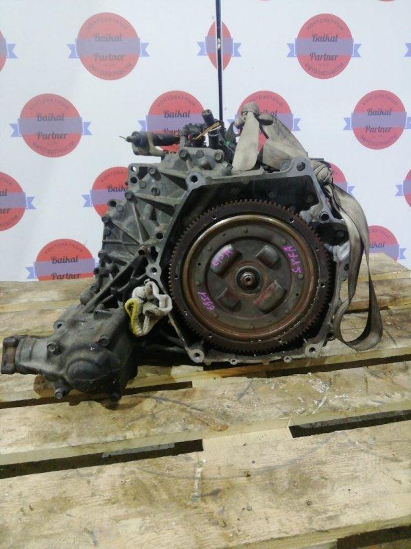 Акпп Honda Mobilio GB2 L13A SYFA