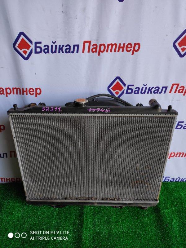Радиатор двс Mitsubishi Pajero V73W 2005