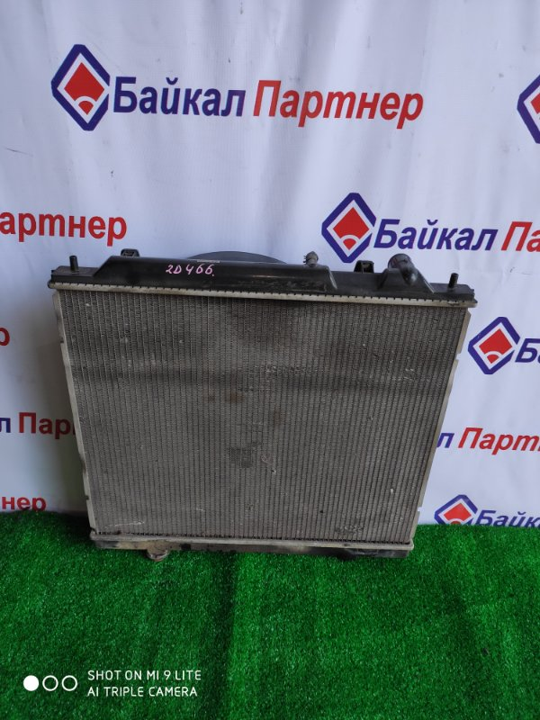 Радиатор двс Mitsubishi Delica PE8W 4M40 1998