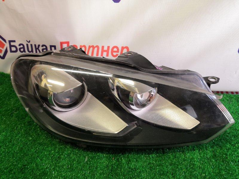 Фара Volkswagen Golf 5K1 2012 передняя правая 5k2941752c