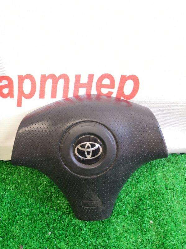 Airbag на руль Toyota Allex NZE124 2001