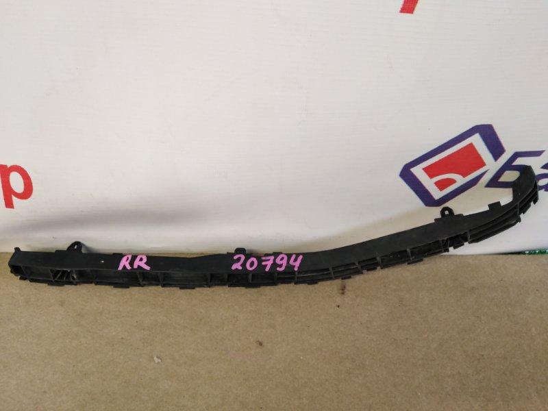 Кронштейн бампера Honda Stream RN6 R18A задний правый