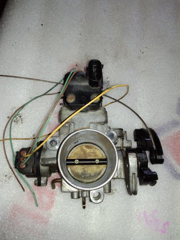 Заслонка дроссельная Toyota Caldina ST215G 3S-FE
