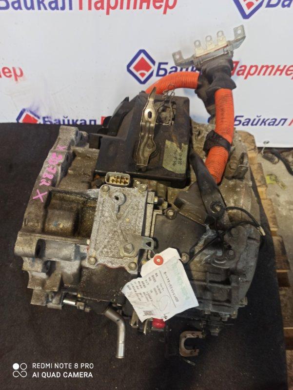 Акпп Toyota Kluger V MHU28W 3MZ-FE 2006