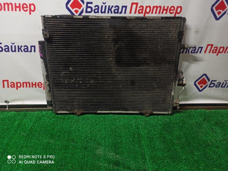 Радиатор кондиционера Mitsubishi Pajero V73W