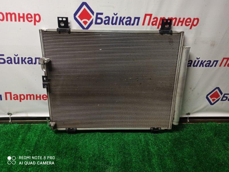 Радиатор кондиционера Toyota Hiace GDH206