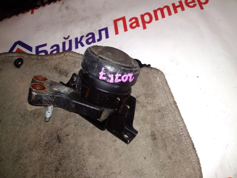 Подушка двс Toyota Porte NCP145 1NZ-FE задняя
