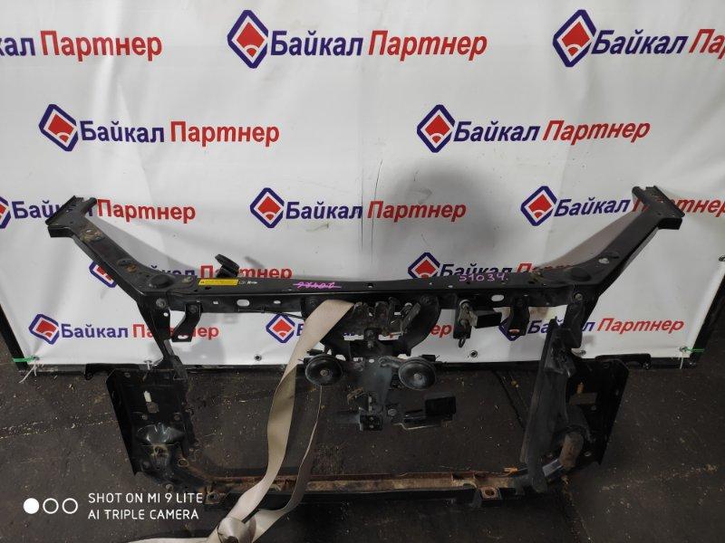 Рамка радиатора Nissan X-Trail NT31 MR20DE