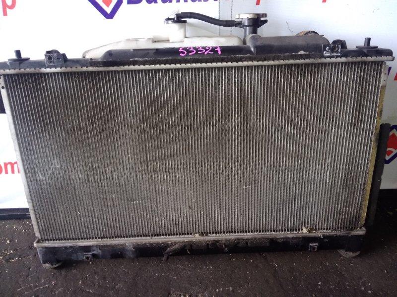 Радиатор двс Mazda Atenza GHEFP 2008