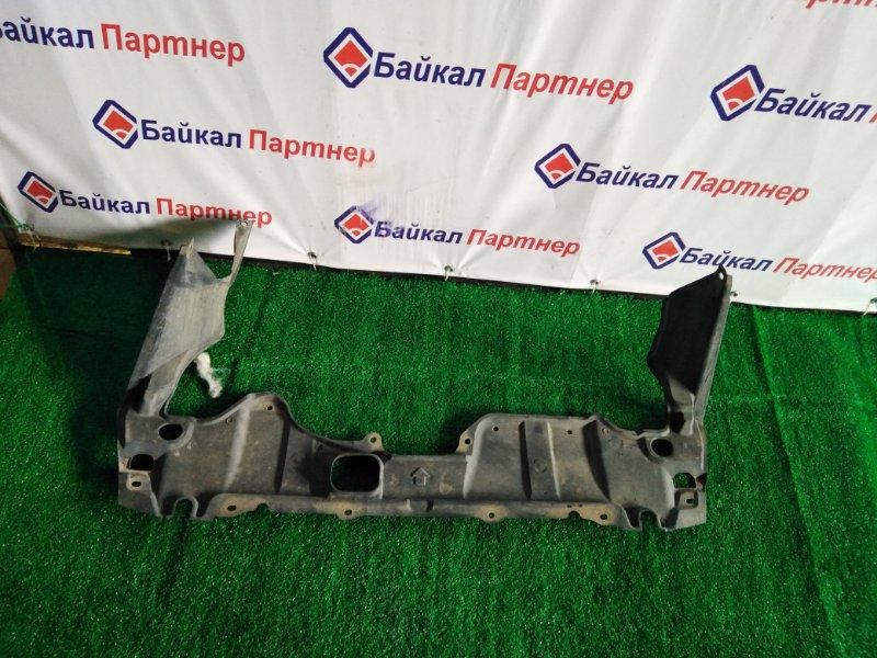 Защита двс пластик Honda Step Wagon RK2 2010