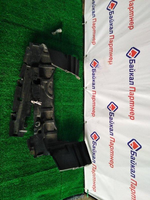 Защита двс пластик Toyota Probox NCP51V 1NZ-FE