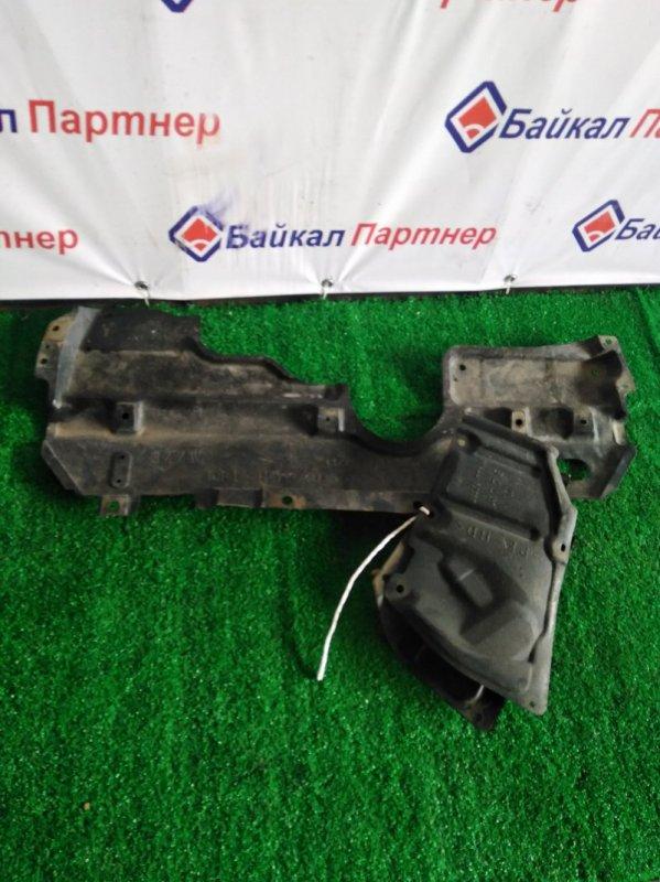 Защита двс пластик Toyota Auris NZE151H 1NZ-FE 2007