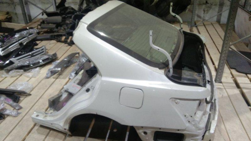 Половинка задняя Toyota Premio ZRT265 2ZR-FE 2013.03 задняя