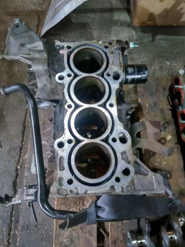 Блок цилиндров Honda Streem RN3 K20A