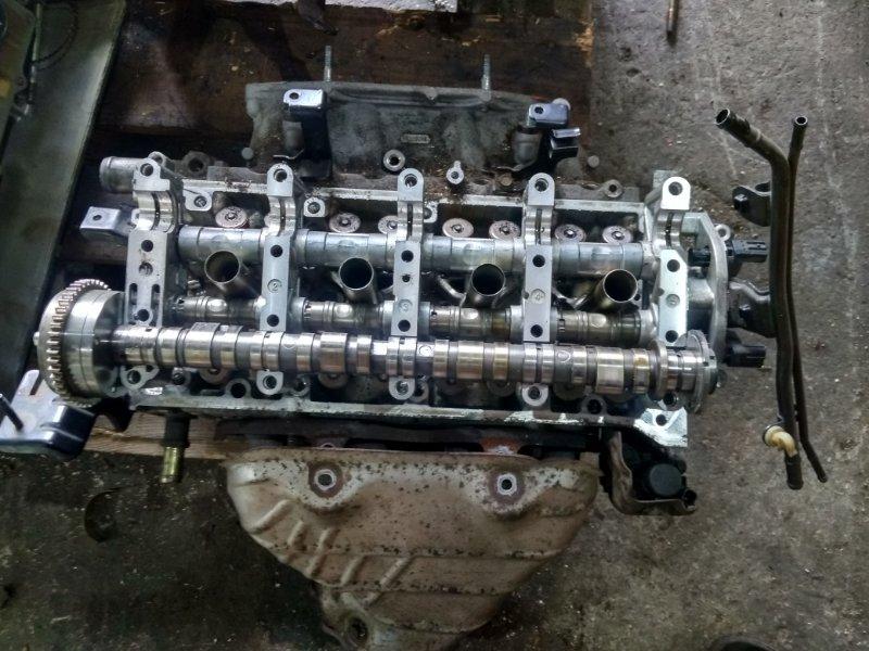 Головка блока цилиндров Honda Streem RN3 K20A