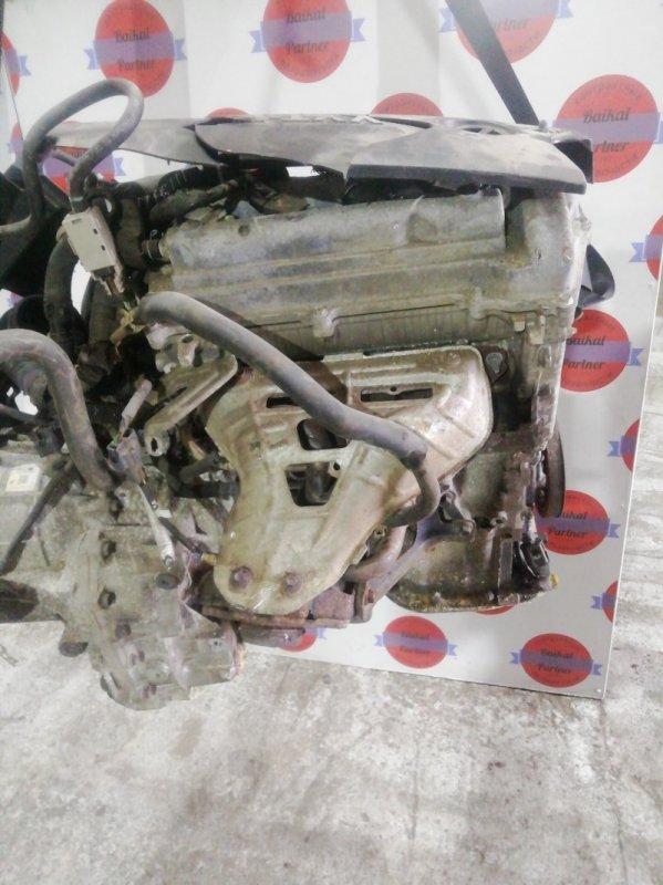 Двигатель Toyota Corolla Fielder NZE121 1NZ-FE 2006 7170