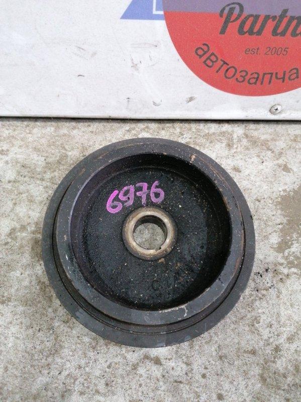 Шкив Nissan Sunny FB15 QG15DE