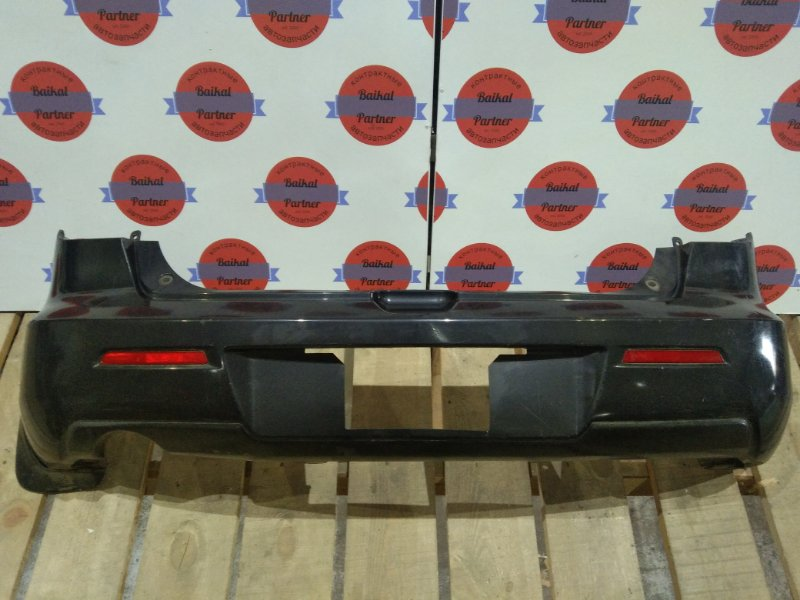 Бампер Mazda Axela BKEP LF-VE 18.06.2007 задний