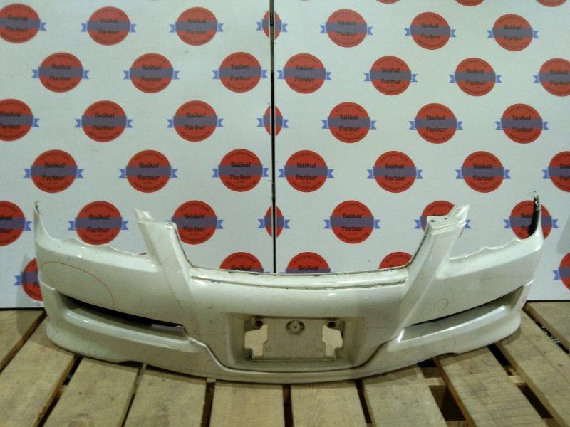 Бампер Toyota Mark X GRX125 передний